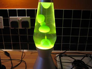 Fix lava lamp