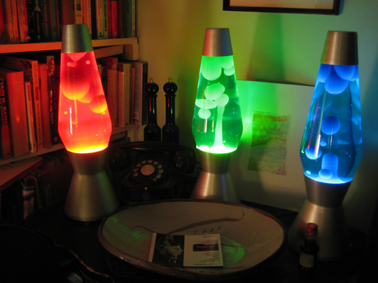 What's Inside A Lava Lamp Impressive How To Restore A Cloudy Lava Lamp